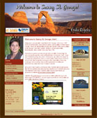 Real Estate Website - Example 1